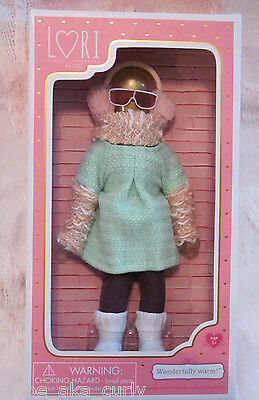 """Our Generation Lori 6"""" Doll Wonderfully Warm Winter Clothes Clothing Outift set"""