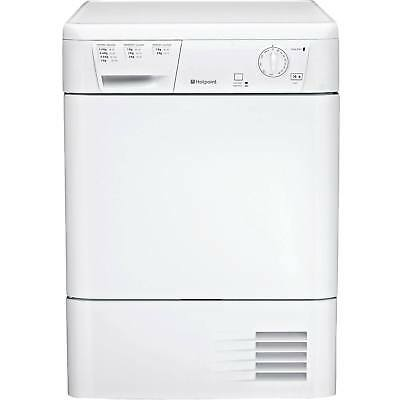 Hotpoint FETC70BP White 7Kg  2 Temps Condenser Tumble Dryer with Reverse Action