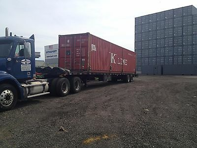 40ft shipping container storage container conex box in Columbus OH