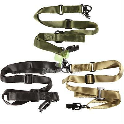 Tactical MP 2-Point MS2 Multi-function Multi Mission Rifle Sling System for Gun