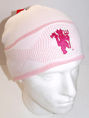 Manchester United Official Hat (Pink)
