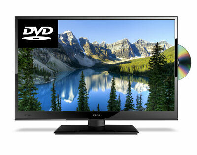 Cello C16230F 16 Inch Full HD LED TV with Built-in DVD Player and Freeview T2 S2