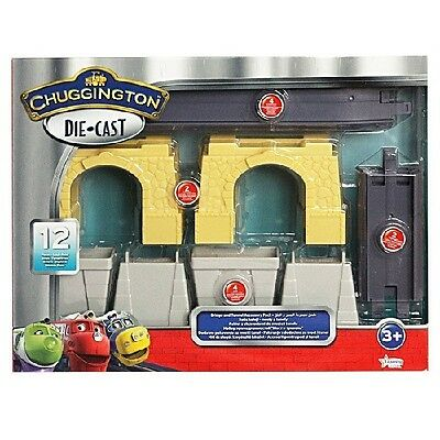 Chuggington Lc54304 Bridge And Tunnel Accessory Pack Neu Ovp