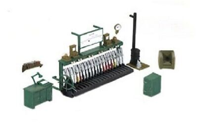 Ratio Signal Box Interior Kit OO Gauge Plastic Kit 553