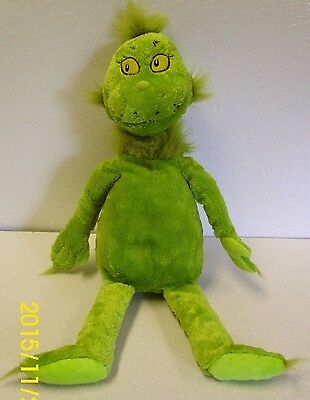 The Grinch Stuffed Toy