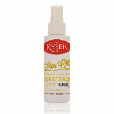New Kyser KDS800 Lem-Oil Fretboard Conditioner + Free Shipping