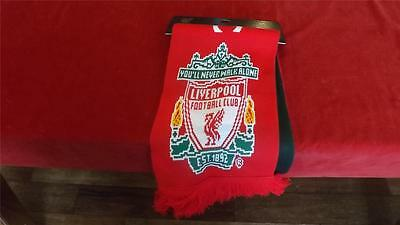 Liverpool Offical Scarf Like New Ideal Gift