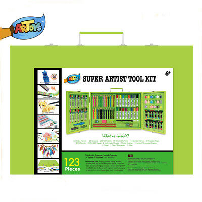 Blow Pen Activity Fantasy Set Airbrush effect DIY creation Great gift for boy