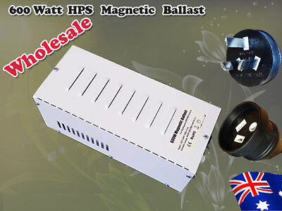 20/50/100X Wholesale Hydroponics 600W HPS Magnetic Ballast HPS/MH Grow Lights