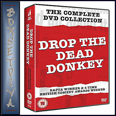 Drop The Dead Donkey - Complete Series - 1 2 3 4 5 & 6 *brand New Dvd Boxset***