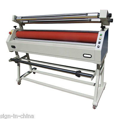 """63"""" Semi-auto Master Mounting Wide Format Cold Laminator--by SEA"""