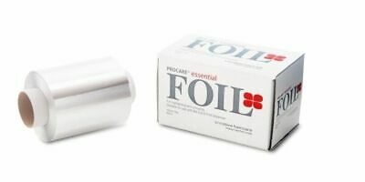 Procare Essential Hair Foil - 100mm x 250M - Complete with dispenser cutter