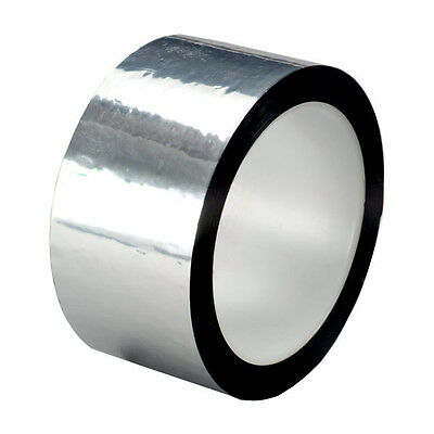 Reflective Tape - 75mm x 50M - For covering Mylar Seams & Hydroponic Grow Tents