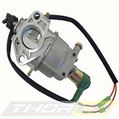 Carburettor Fits Honda Gx 390 Gx 340 Engine Chinese 188F Generator Solenoid Type
