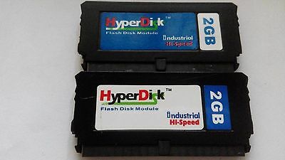 HYPERDISK 2GB 40PIN  Industrial flash disk module SLC  PATA/IDE/EIDE