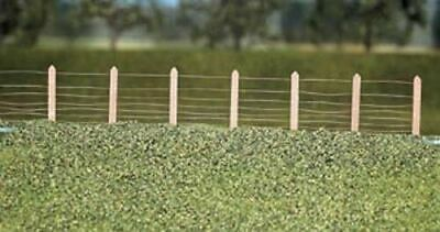 Ratio GWR Wire Lineside Fencing OO Gauge Plastic Kit 423