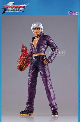 Game SNK KOF The King of Fighters K' Dash 1/8 Scale Figure Statue toy gift NIB
