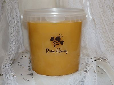 Pure Raw Organic Wildflower Honey 1 kg  *** BUY 3 GET 1 FREE ***