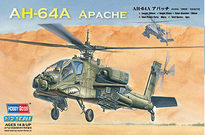 AH-64A Apache Attack Helicopter (HBB87218)
