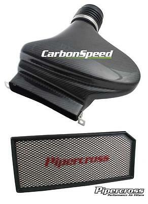 Carbonspeed Seat Leon Mk2 Cupra-R Mk2 2.0T TFSi Cold Air Intake Air Box + filter