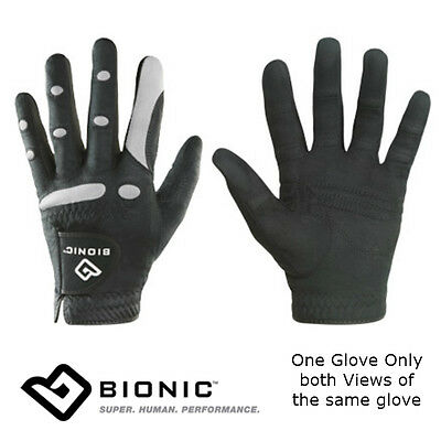Bionic Aquagrip Golf Glove-Left hand for RIGHT hand Golfers-New