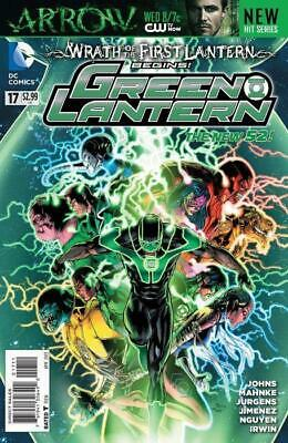 Green Lantern #17 (Vol 5) New 52