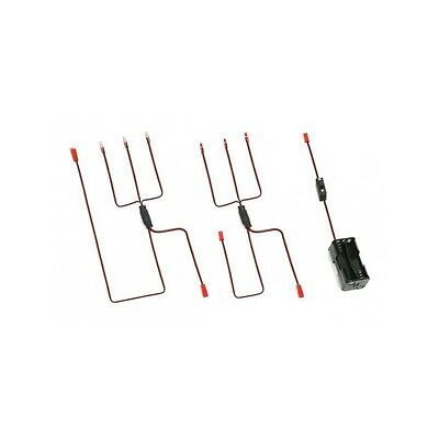 LEDS KIT WITH BATTERY CASE FOR BR-18 ( OcCre - 55008 )