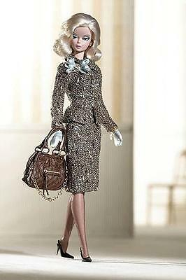 Tweed Indeed Barbie Doll, The Barbie Fashion Model Collection