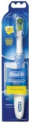 Oral-B Cross Action Power Soft Toothbrush B1010 Crossaction By ORAL B