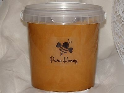 Pure Raw Organic Buckwheat Honey 1 kg From Organic/ Natural/ Eco Farm
