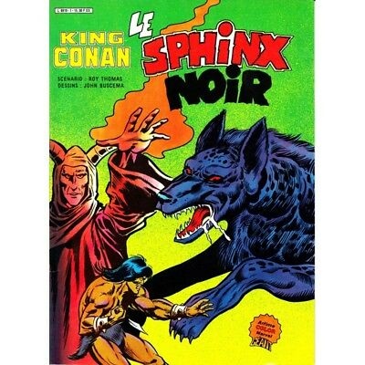 King Conan N° 1 - Le Sphinx Noir - Comics Marvel