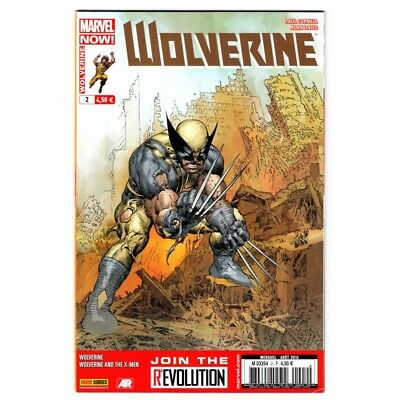 Wolverine (Marvel France - 4° Série) N° 2 - Comics Marvel