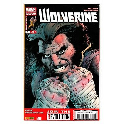 Wolverine (Marvel France - 4° Série) N° 7 - Comics Marvel