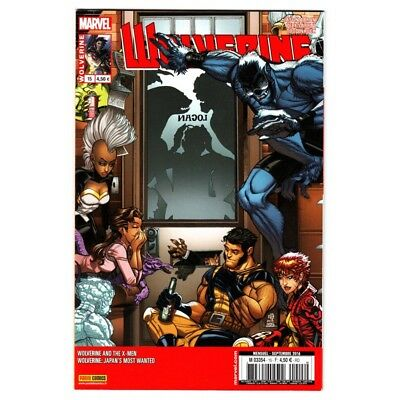 Wolverine (Marvel France - 4° Série) N° 15 - Comics Marvel