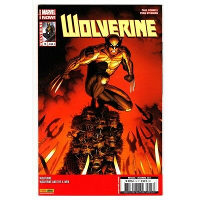 Wolverine (Marvel France - 4° Série) N° 18 - Comics Marvel