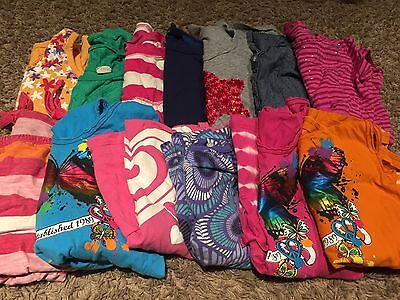 NICE LOT 13 pcs Girls SUMMER CLOTHES clothing tunic romper dress 5 6 on tcp