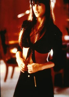 "DEMI MOORE in ""Striptease"" - Original 35mm COLOR Slide - 1996"