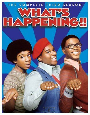 What's Happening!! - The Complete Third Season (DVD, 2005, 3-Disc Set)