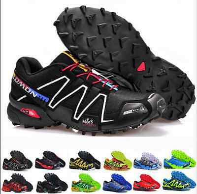 2017 Fashion Men Training climbing Athletic Running Outdoor Hiking Shoes
