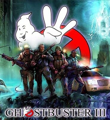 """GHOSTBUSTERS Hot Movie Art Wall Poster 24/""""x13/"""" 042"""
