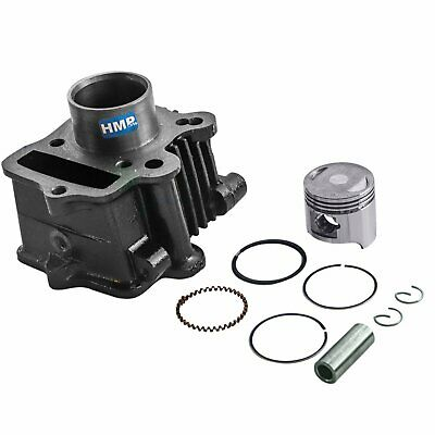 HMParts ATV Quad Dirt Bike Pit Bike Zylinder Set 50 ccm