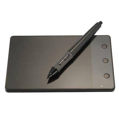 USB Writing Drawing Art Board Graphics Tablet + Cordless Digital Pen for Laptop