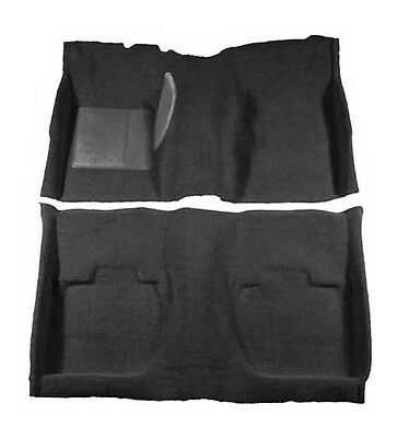NEW! Ford Mustang Molded Carpet Black 100% Nylon Made in USA High Quality Set