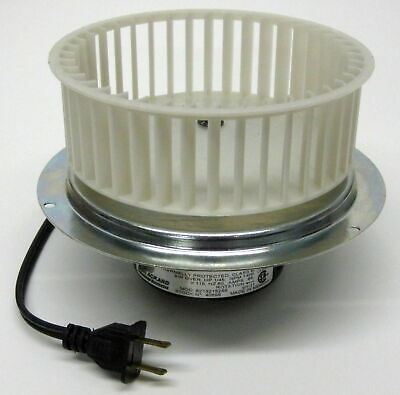 40696 Vent Bath Fan Motor & Blower Wheel for 0696B000 Nutone Broan QT110