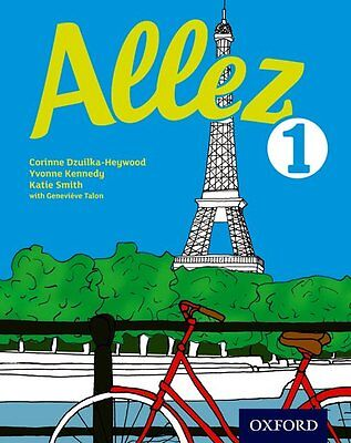Allez Student Book 1, Paperback, Students Book, 9780198395041, French