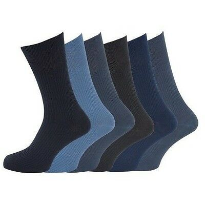 mens big foot socks size 11 12 13 14 XL 100% cotton ribbed