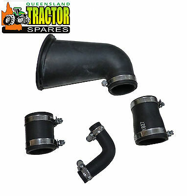 Air Cleaner Hose Kit With Hose Clamps Ferguson TE20 TEA20 TED20 Petrol Tractors