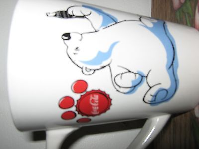 Polar Bear Cola Mug