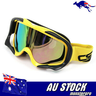 Dirtbike Thumpster Dhz Goggles Outdoor Motorbike Uv Protection Ionised Man/Woman