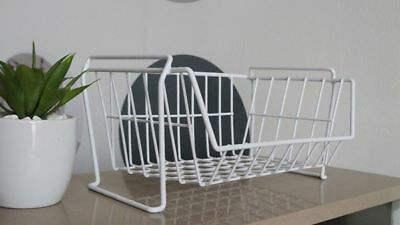 12 x Stacking Basket Reg 30x20x15cm Bulk Wholesale lot
